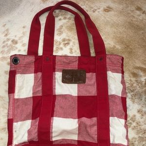 Abercrombie and Fitch beach tote